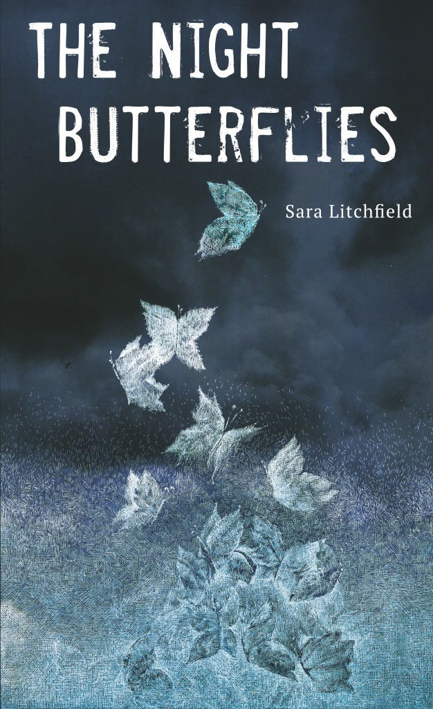 Night Butterflies by Sara Litchfield