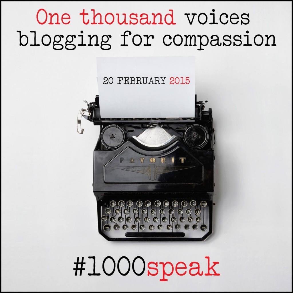 #1000Speak