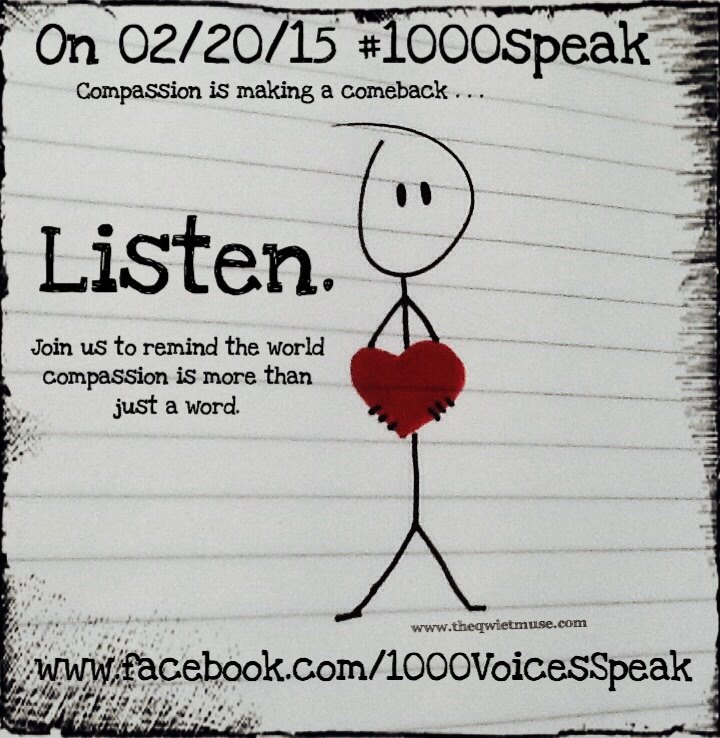 #1000Speak - Listen