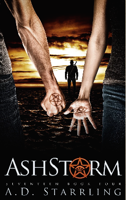 Ashstorm by AD Starrling